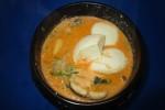 スンドゥブ風豆乳チゲ